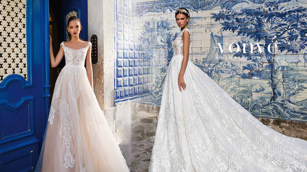 Couture wedding gowns - Vonvé Bridal Couture