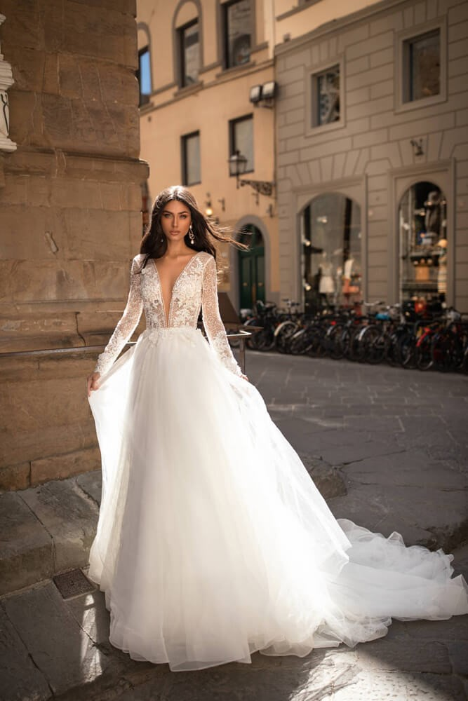 How To Choose The Perfect Wedding Gown Vonve